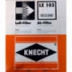 Filtre à air Opel Kadett III(3)
